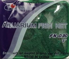 Aquarium vis net 3 cm