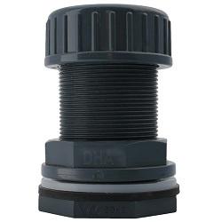 PVC doorvoer knel buis 32 mm