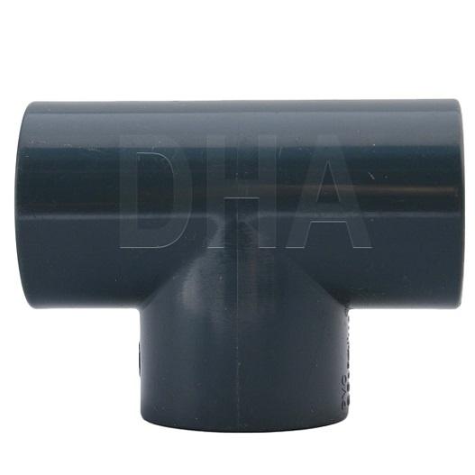 PVC T stuk 25 mm