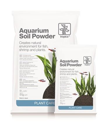 Hoe bereken ik de hoeveelheid bodemgrond welke nodig is voor het aquarium?