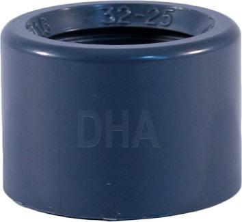 PVC verloopring 32/25 mm