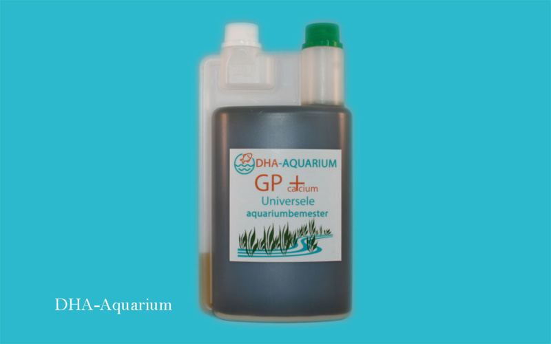 GP+ universele aquariumbemesting met calcium 5.000 ml