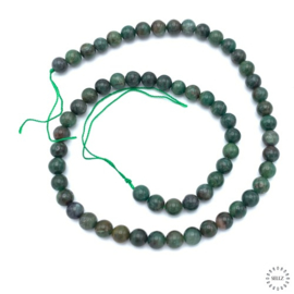 Afrikaanse Jade kralen 6 mm