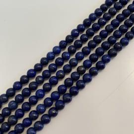 Lapis Lazuli kralen 4 mm rond