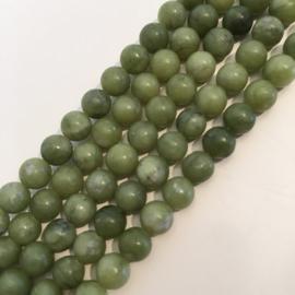 Jade kralen groen