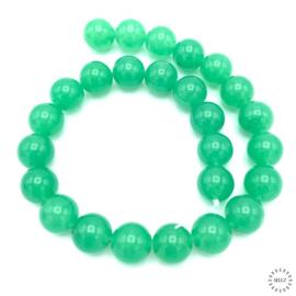 Aventurijn groen kralen 12 mm