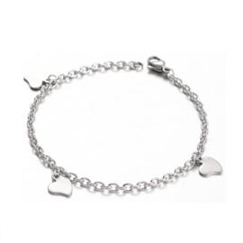 RVS armband 19.5 cm