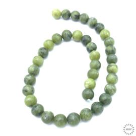 Jade groen kralen 10 mm