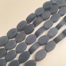 Angeliet kralen 8 x 12 mm ovalen