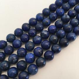 Lapis Lazuli kralen 10 mm rond