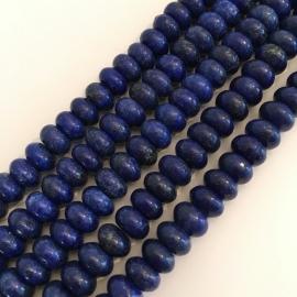 Lapis Lazuli rondellen