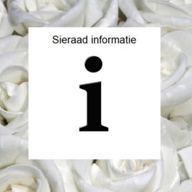 Sieraad informatie