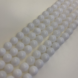 Marmer kralen 8 mm rond