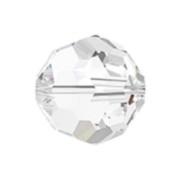 Classic bead 4 mm Crystal