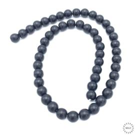Black Stone kralen 8 mm