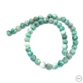 Qinghai Jade kralen 8 mm