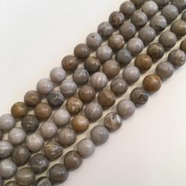 Chrysantsteen kralen 6 mm