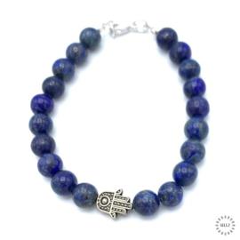 Lapis Lazuli armband  21 cm