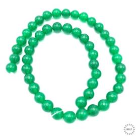 Aventurijn groen kralen 8 mm