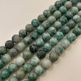 Qinghai Jade kralen 8 mm rond