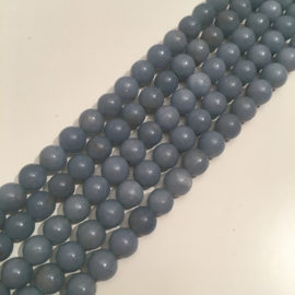 Lazuliet kralen 6 mm rond