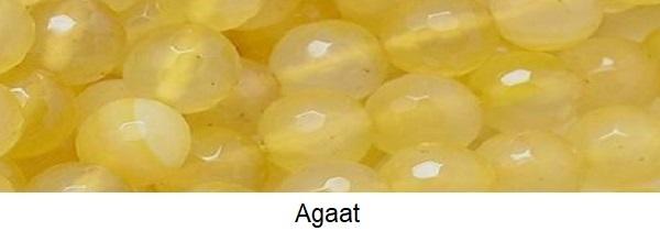 Agaat kralen, edelsteen kralen, Agaat informatie