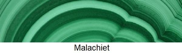 Malachiet kralen, edelsteen kralen, Malachiet informatie