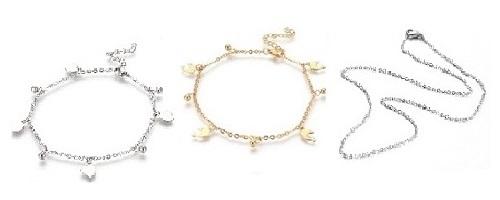 Wat is RVS?, wat zijn roestvrijstalen sieraden?, informatie over RVS sieraden, informatie over RVS oorbellen en RVS armbanden.