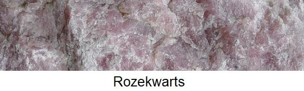 Rozenkwarts kralen, Rozekwarts kralen, edelsteen kralen, Rozenkwarts informatie