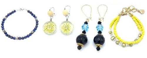 vergulde sieraden, verzilverde sieraden, informatie over vergulde en verzilverde sieraden, goudplated oorbellen, zilverplated armbanden.
