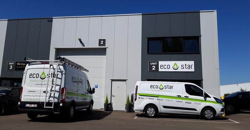 Het installatiebedrijf Eco-star!