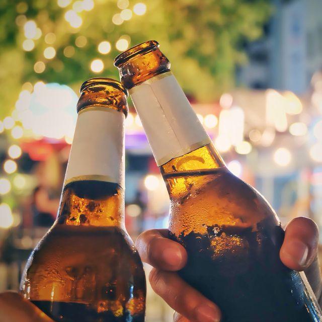 Gratis pintje bier