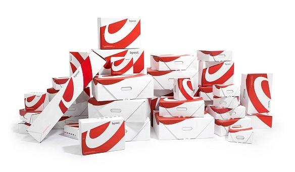Verzending kleine pakketten
