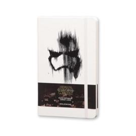 Moleskine notitieboek Star Wars Wit