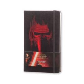 Moleskine notitieboek Star Wars Rood