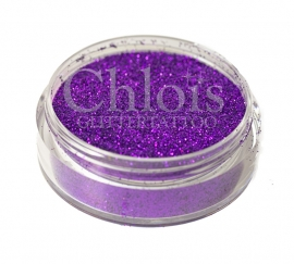 Chloïs Glitter Dark Purple 10 ml
