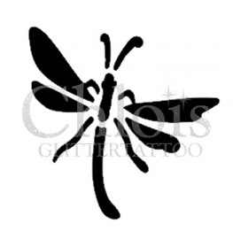 Stencils Insects