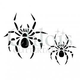 Spider (Duo Stencil)