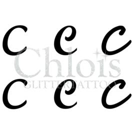 Letter C (Multi Stencil 6)