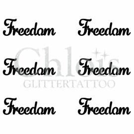 Freedom (Multi Stencil 6)