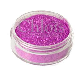 Chloïs Glitter Laser Peach 250 gram