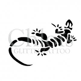 Stencils Reptiles