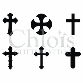 Crosses (Multi Stencil 6)
