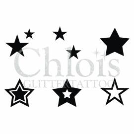 Stars (Multi Stencil 6)