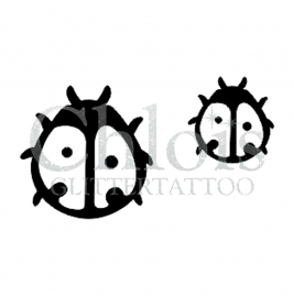 Lady Bug (Duo Stencil)