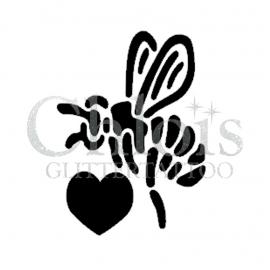 Heart Bee