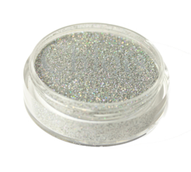Chloïs Glitter Laser Silver 250 gram