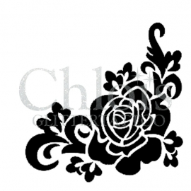 Corner Rose Fleur