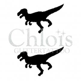 Dino (Duo Stencil)