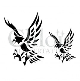Eagle (Duo Stencil)